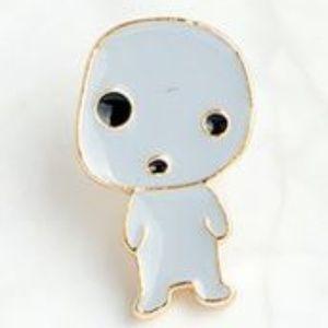 5/$24 Cute Alien Pin